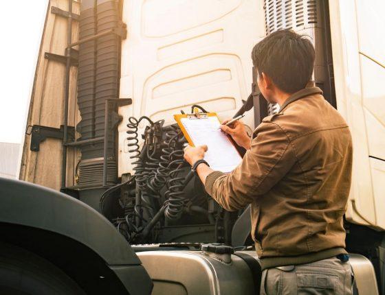 Como contratar um seguro para caminhões