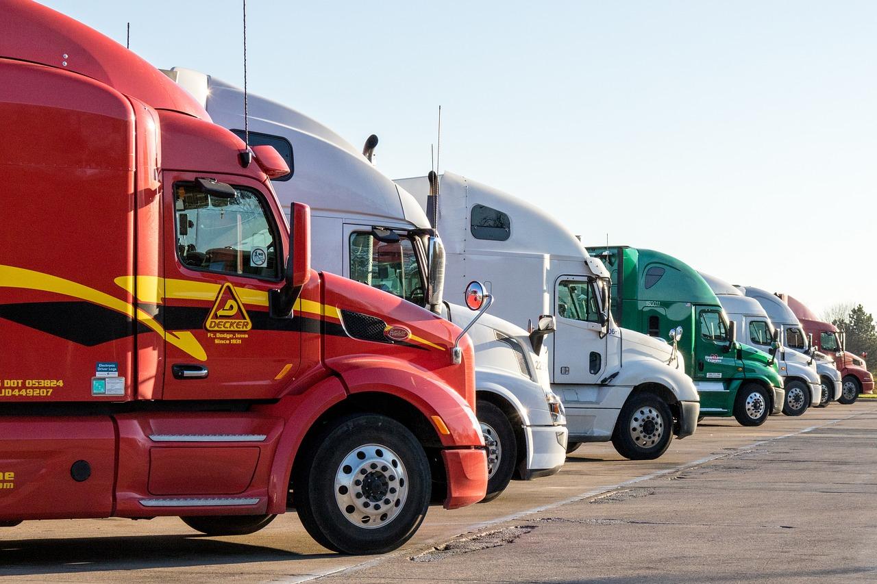 Como escolher seguros para frotas de caminhões